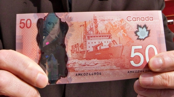 Bank of Canada still not committed to women on currency, petition says